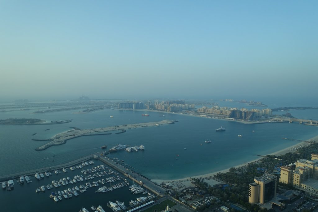 mariott the observatory - palm dubai (2)