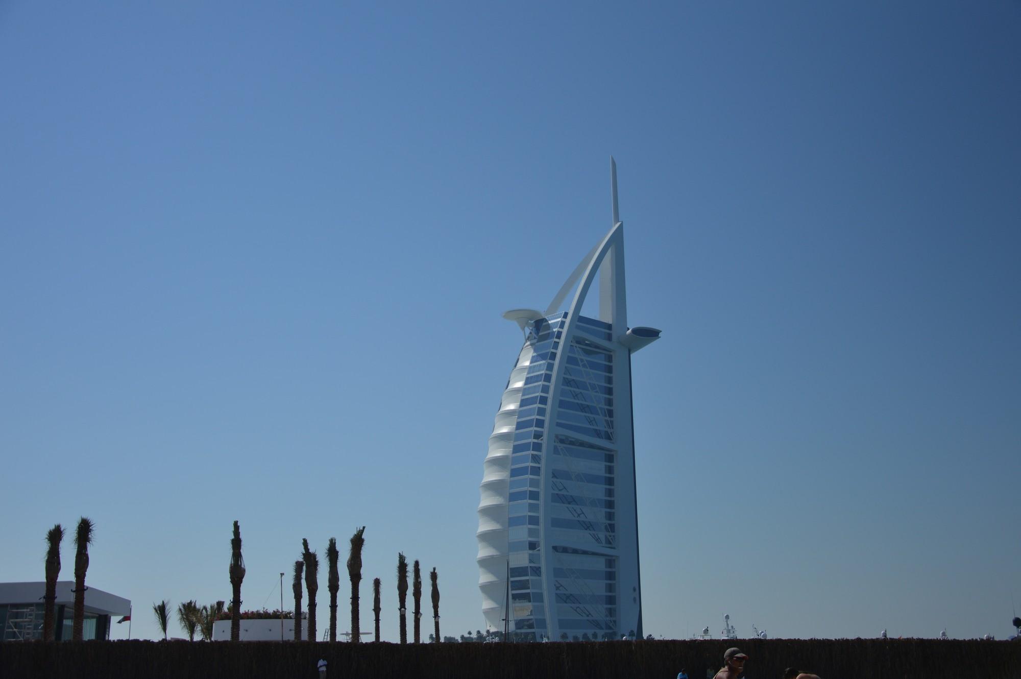 Les 5 incontournables de Dubaï