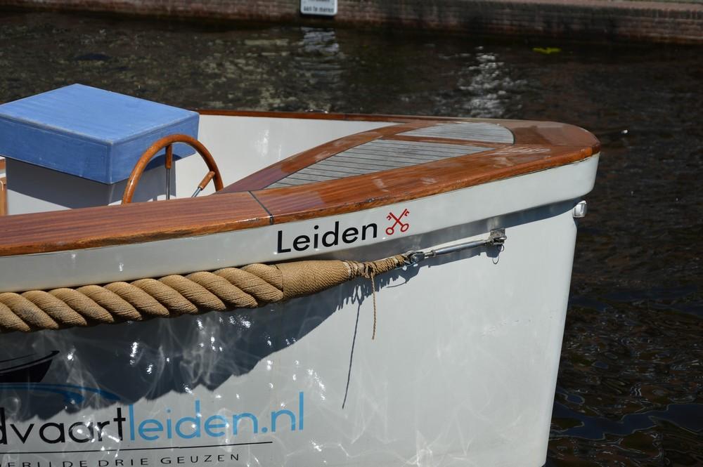 Bateau à Leiden