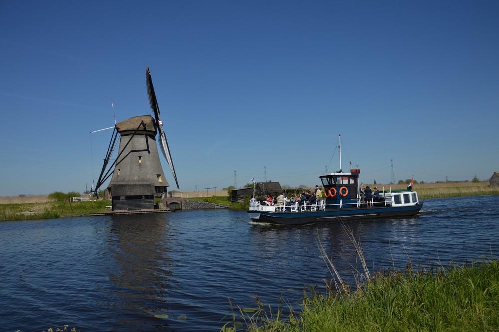 Moulins de Kinderdijk – Voyages ici et ailleurs