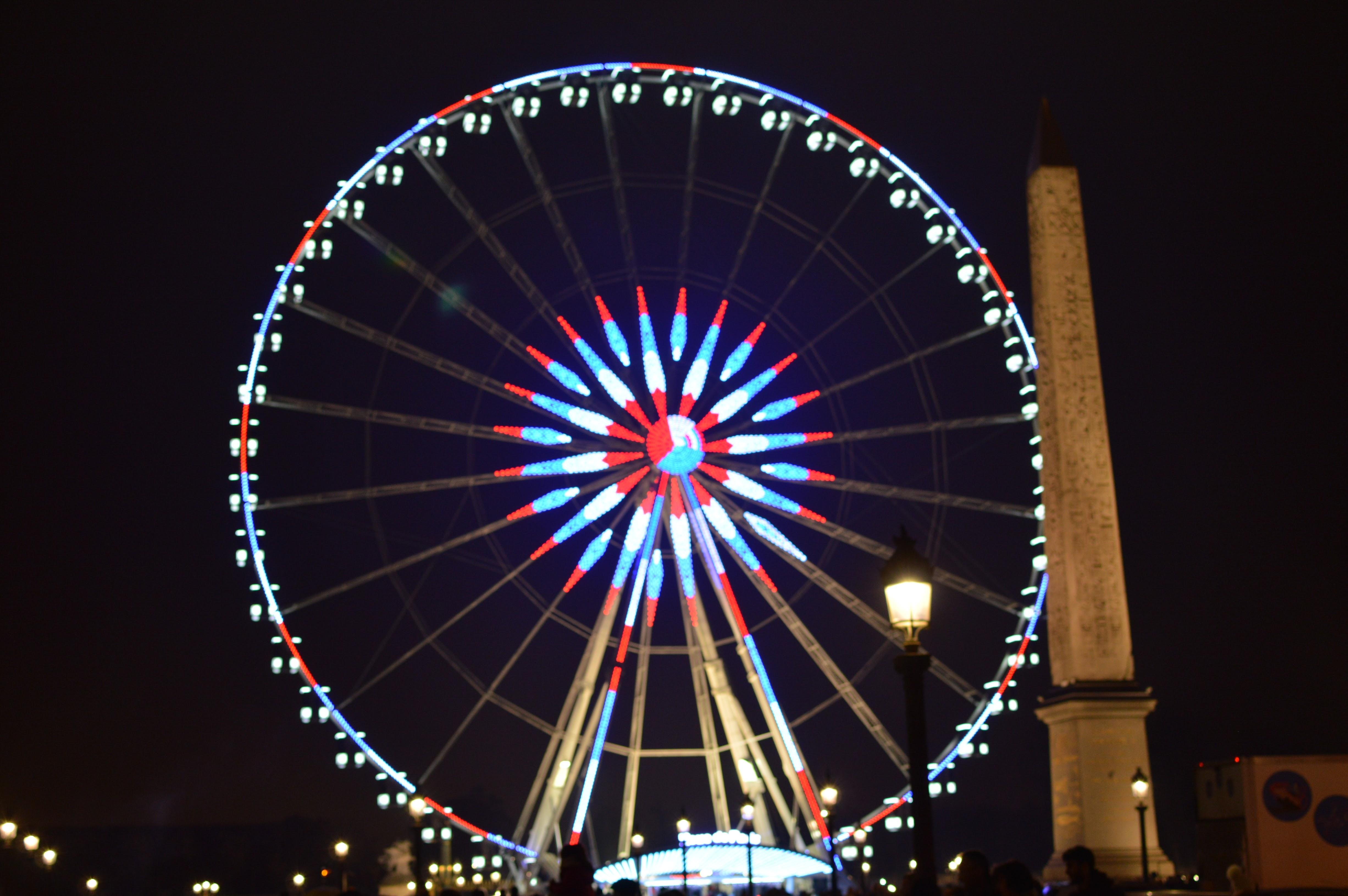 Grande roue, place de la Concorde à Paris – Hélène Muckensturm – Voyages ici et ailleurs