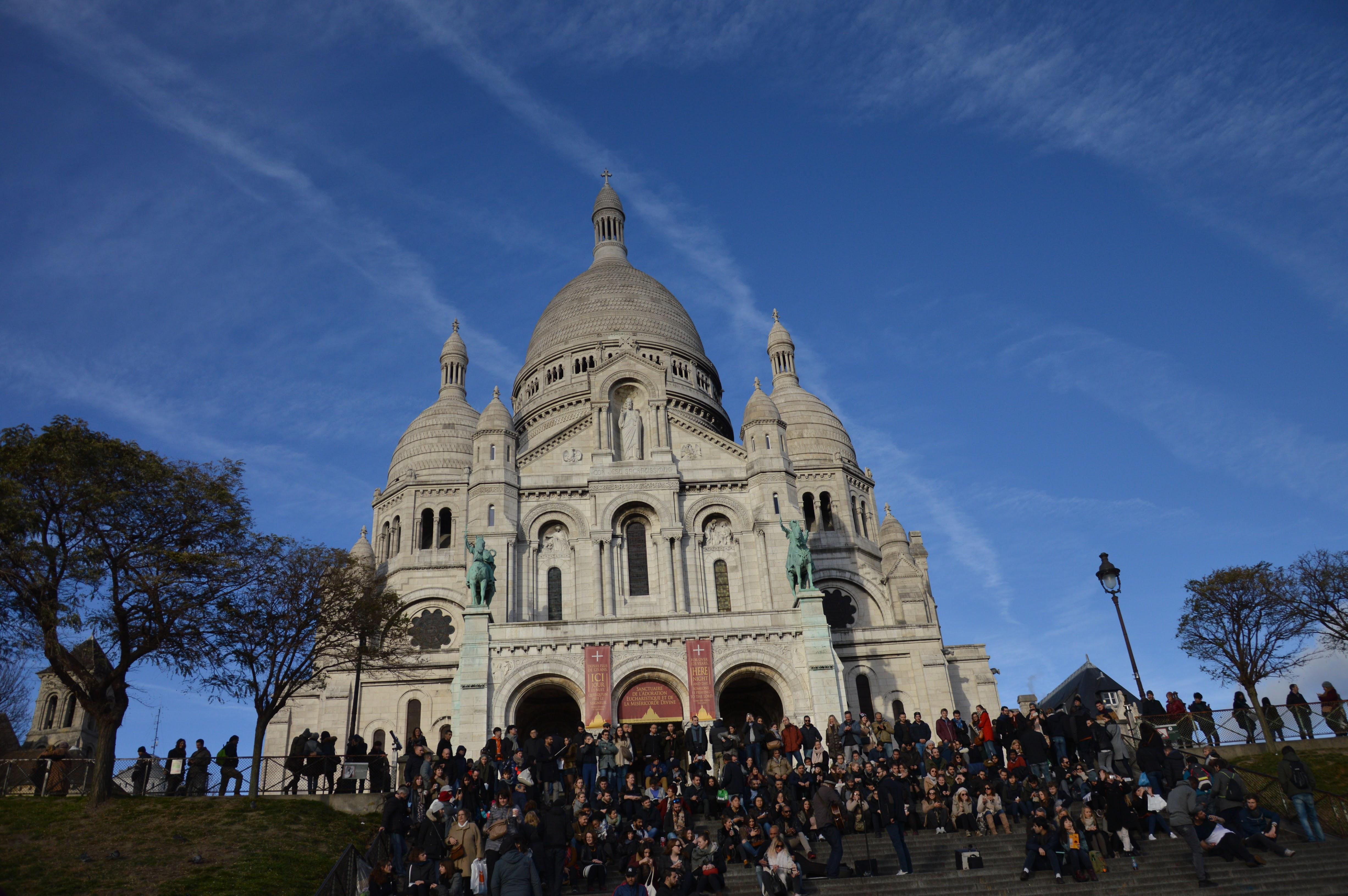 Sacré Coeur – Paris – Voyages ici et ailleurs