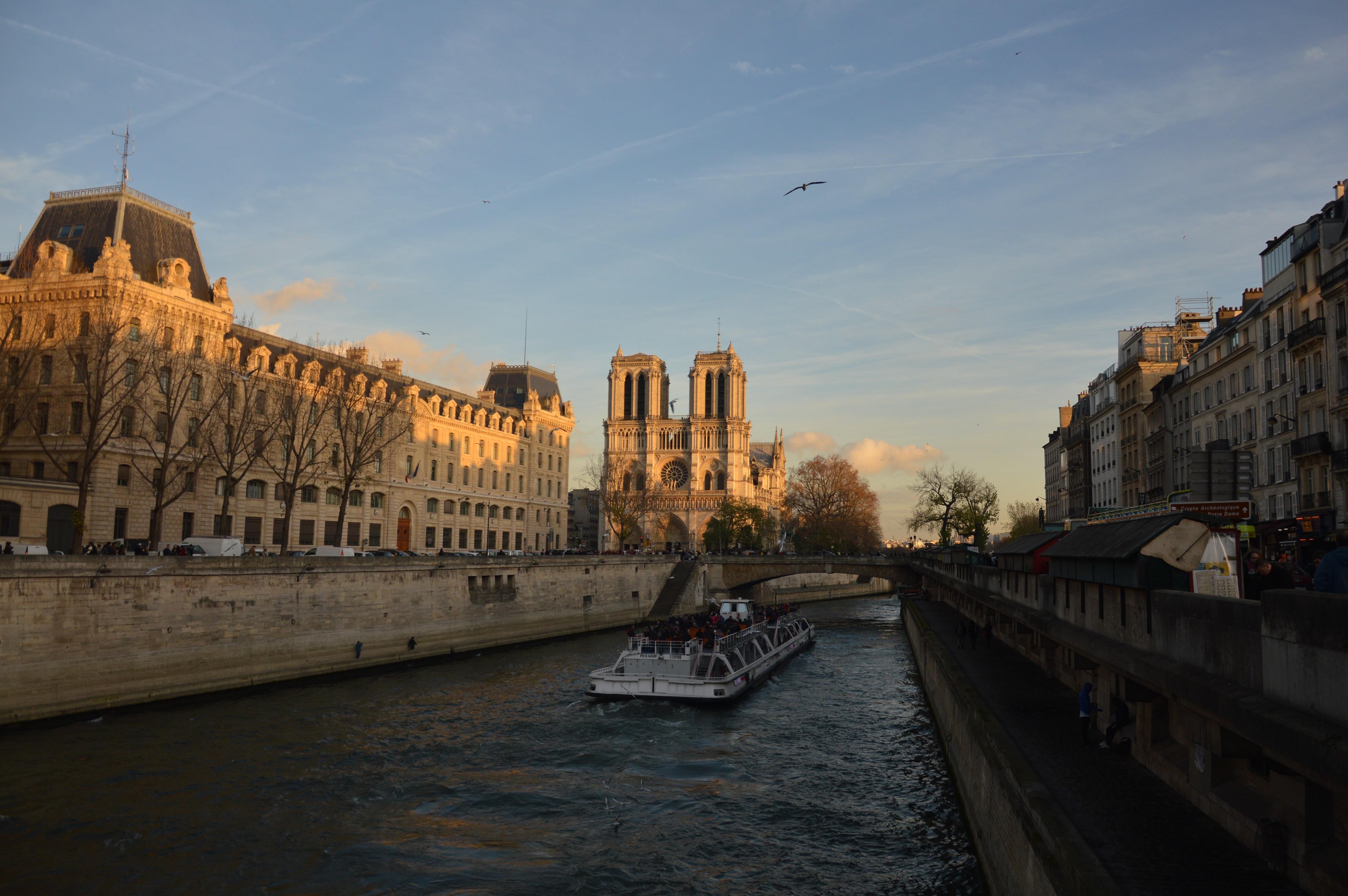 Cathédrale Notre Dame de Paris – Hélène Muckensturm – Voyages ici et ailleurs