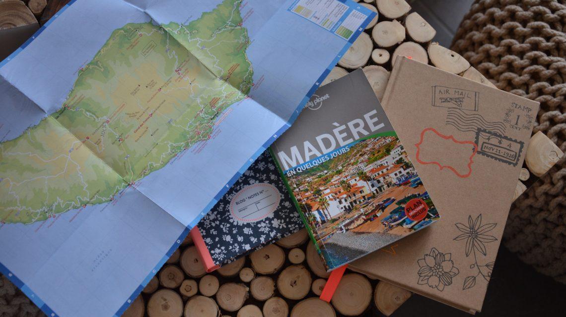 Quel guide papier pour Madère ?