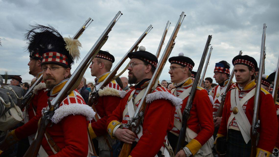Week-end historique à Waterloo les 17-18 juin