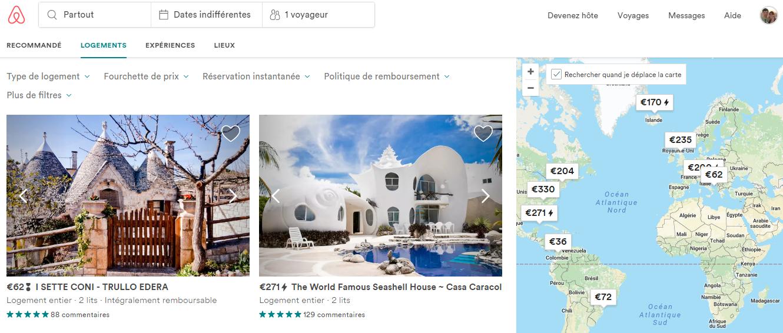 comment fonctionne airbnb voyages ici et ailleurs. Black Bedroom Furniture Sets. Home Design Ideas