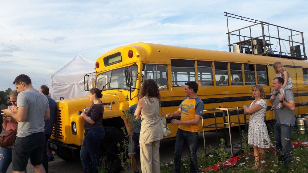 Food Truck Festival à la butte de Lion de Waterloo