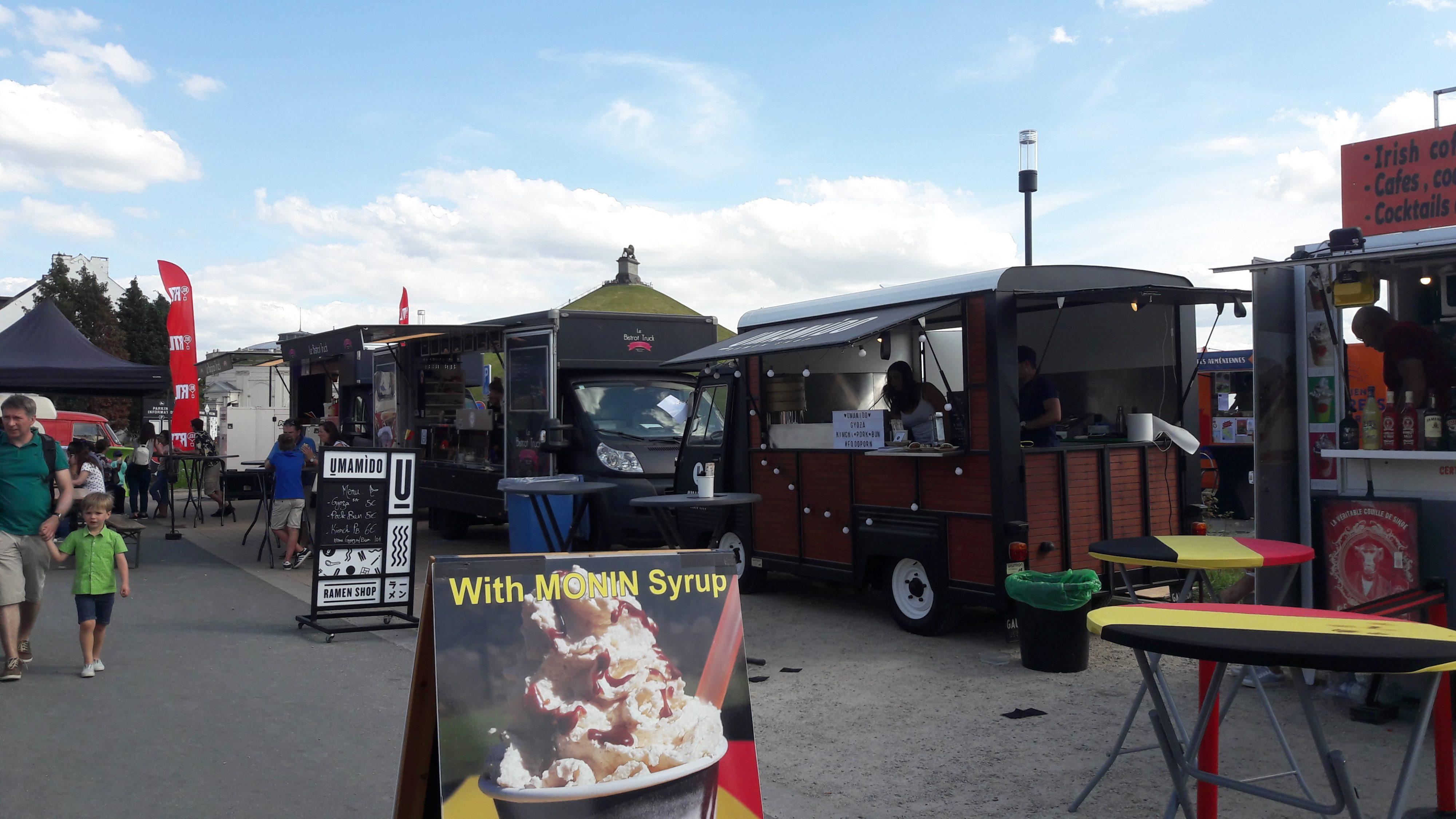festival truck