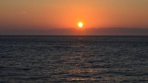 Kamouraska les plus beaux couchers de soleil